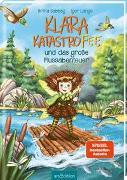 Cover-Bild zu Klara Katastrofee und das große Flussabenteuer (Klara Katastrofee 3) von Sabbag, Britta