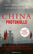 Cover-Bild zu China-Protokolle von Cavelius, Alexandra