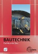 Cover-Bild zu Bautechnik Fachkunde Bau von Ballay, Falk