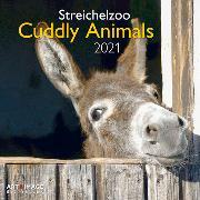 Cover-Bild zu Cuddly Animals 2021 A&I INT 30x30