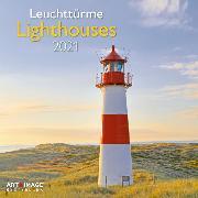 Cover-Bild zu Lighthouses 2021 A&I INT 30x30