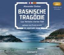 Cover-Bild zu Baskische Tragödie von Oetker, Alexander