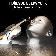 Cover-Bild zu Huída de Nueva York (Audio Download) von Lorca, Federico García
