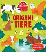 Cover-Bild zu Origami Tiere von Passchier, Anne (Illustr.)