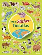 Cover-Bild zu Mein Sticker Tieratlas