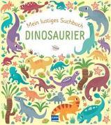 Cover-Bild zu Mein lustiges Suchbuch - Dinosaurier von Regan, Lisa