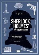 Cover-Bild zu Rätseluniversum: Sherlock Holmes von Dedopulos, Tim