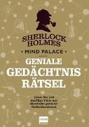 Cover-Bild zu Sherlock Holmes Mind Palace Geniale Gedächtnisrätsel von Dedopulos, Tim