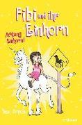 Cover-Bild zu Fibi und ihr Einhorn (Bd. 5) - Achtung Einhorn!, (Comics für Kinder) von Simpson, Dana