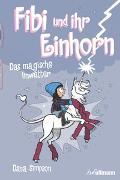 Cover-Bild zu Fibi und ihr Einhorn (Bd.6) - Das magische Unwetter,(Comics für Kinder) von Simpson, Dana