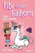 Cover-Bild zu Fibi und ihr Einhorn (Bd.7) - Ganz schön vielseitig, (Comics für Kinder) von Simpson, Dana