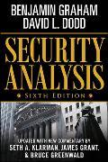 Cover-Bild zu Security Analysis: Sixth Edition, Foreword by Warren Buffett (eBook) von Dodd, David