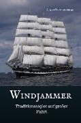Cover-Bild zu Windjammer - Traditionssegler auf großer Fahrt (eBook) von Prommersberger, Jürgen