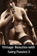 Cover-Bild zu Vintage Beauties with hairy Pussies 3 (eBook) von Prommersberger, Jürgen