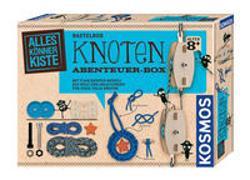 Cover-Bild zu Bastelbox Knoten Abenteuer-Box