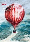 Cover-Bild zu mare Kulturkalender 2022 von Gelpke, Nikolaus (Hrsg.)