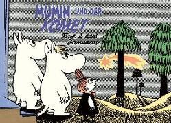 Cover-Bild zu Mumin und der Komet von Jansson, Tove