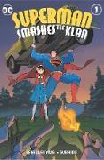 Cover-Bild zu Superman Smashes the Klan Hardcover Edition von Yang, Gene Luen