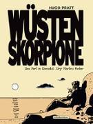 Cover-Bild zu Wüstenskorpione von Pratt, Hugo