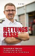 Cover-Bild zu Rettungsgasse (eBook) von Helmrich, Jörg