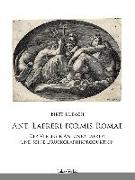 Cover-Bild zu Ant. Lafreri Formis Romae (eBook) von Rubach, Birte