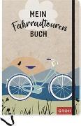 Cover-Bild zu Mein Fahrradtouren-Buch von Groh Verlag