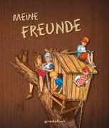 Cover-Bild zu Meine Freunde von gondolino Eintragbücher (Hrsg.)