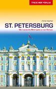 Cover-Bild zu Reiseführer St. Petersburg