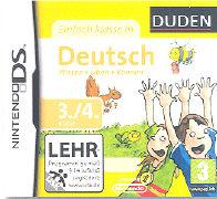 Cover-Bild zu Deutsch 3./4. Klasse