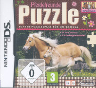 Cover-Bild zu Pferdefreunde Puzzle