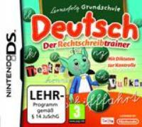 Cover-Bild zu Lernerfolg Grundschule 1.-4 Klasse. Deutsch - Der Rechtschreibtrainer