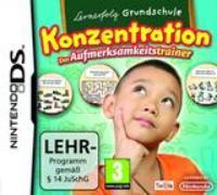 Cover-Bild zu Lernerfolg Grundschule. Konzentration - Der Aufmerksamkeitstrainer