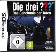 Cover-Bild zu Die drei ??? - Das Geheimnis der Toten (Nintendo DS)