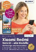 Cover-Bild zu Xiaomi Redmi Note 10 - alle Modelle (eBook) von Schmid, Anja