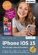 Cover-Bild zu Apple iPhone mit iOS 15 (eBook) von Schmid, Anja