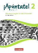 Cover-Bild zu ¡Apúntate! 2. Nueva edición. Handreichungen für den Unterricht