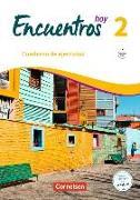 Cover-Bild zu Encuentros Hoy 2. Cuaderno de ejercicios mit Audios online