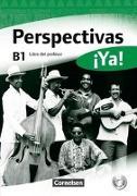 Cover-Bild zu Perspectivas ¡Ya! B1. Libro del profesor