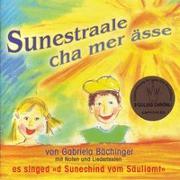 Cover-Bild zu Sunestraale cha mer ässe - Chinderliedli