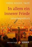 Cover-Bild zu In allem ein innerer Friede