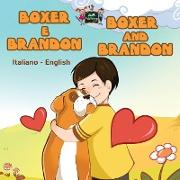 Cover-Bild zu Boxer e Brandon Boxer and Brandon