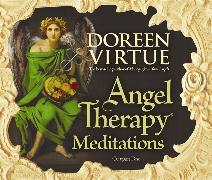 Cover-Bild zu Angel Therapy Meditations