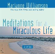 Cover-Bild zu Meditations For A Miraculous Life