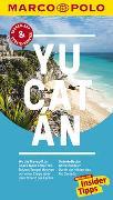 Cover-Bild zu MARCO POLO Reiseführer Yucatan von Müller-Wöbcke, Birgit