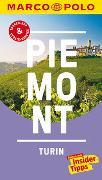 Cover-Bild zu MARCO POLO Reiseführer Piemont, Turin von Rübesamen, Annette