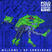 Cover-Bild zu Welcome i dr Sonderbar