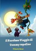 Cover-Bild zu Il Favoloso Viaggio Di Tommy Topolino