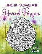 Cover-Bild zu Libro Da Colorare Con Uova Di Pasqua