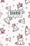 Cover-Bild zu Diario - Una Riga Al Giorno: Fai Tesoro Di Ogni Momento Per I Prossimi 5 Anni, Una Riga Al Giorno! Diario Personale Giornaliero