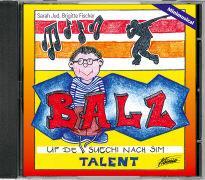 Cover-Bild zu Balz. uf de Suechi nach sim Talent